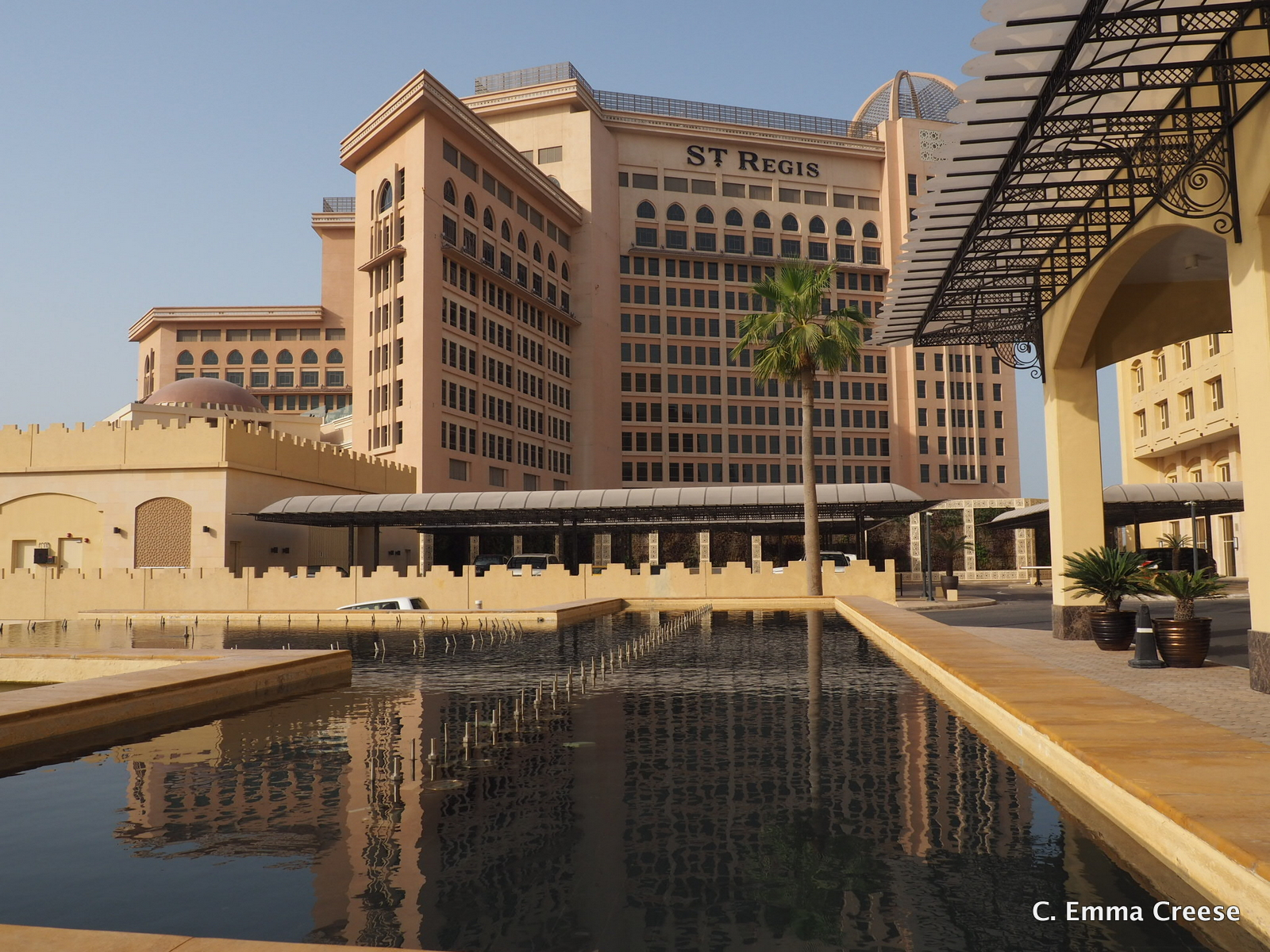'We Love Saturday Brunch' at the InterContinental Hotel, Doha, Qatar | The Luxury Travel And Food Adventures of a London Kiwi.