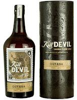 Kill Devil – Guyana – Uitvlugt Distillery – 17 ans (février 1999 – février 2017) – 46 %