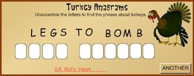 Thanksgiving Brain Teasers Mrs Mcbride