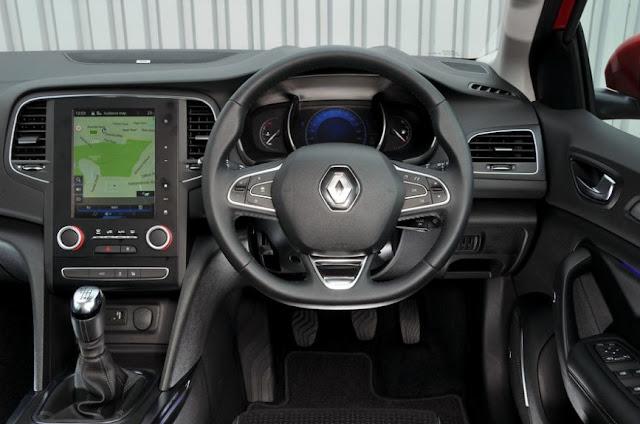 2016 Renault Megane REVIEWS INTERIOR