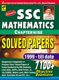 Book-PDF - Kiran's SSC Maths Chapter-wise Solved Papers-[Latest Edition]-SSC Officer
