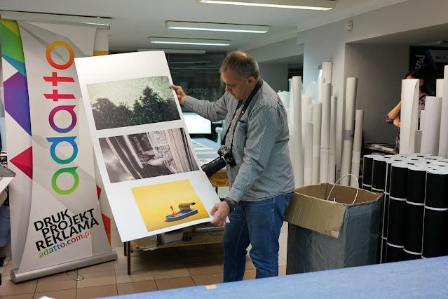 Konkurs Fotografii Odklejonej - wystawa pokonkursowa przeniesiona na wiosnę 2021.