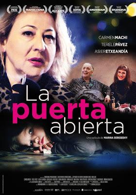 La Puerta Abierta 2016 DVD Custom NTSC Spanish
