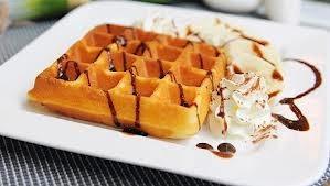 Belçika Usulü Waffle
