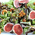 Ensalada con Frutos Secos caramelizados e Higos