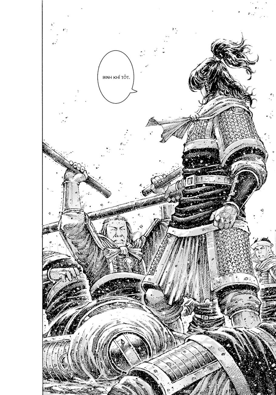 Hỏa phụng liêu nguyên Chương 519: Thuờng Sơn độc long trang 8