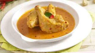 Resep Gulai Ayam Jawa