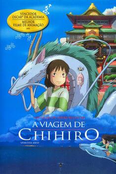 A Viagem de Chihiro Torrent - WEB-DL 1080p Dual Áudio