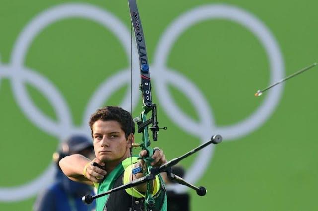 Tiro com arco Rio 2016