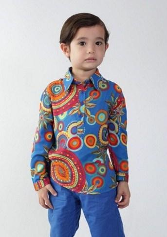 24 Model Baju Batik Anak Aneka Desain Terbaru Yang Modern ...