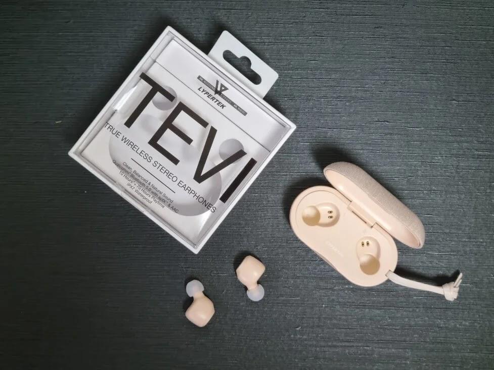 Lypertek Tevi TWS Earphones Hands-on Review