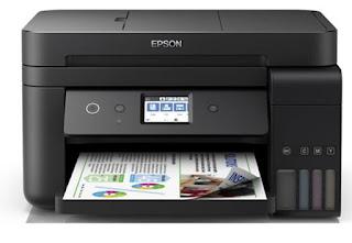 Epson L6190 Wi-Fi Printer with ADF