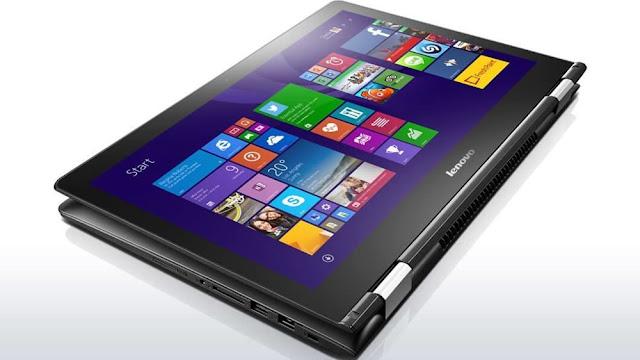 Lenovo Yoga 500IBD, Perangkat untuk Berbagai Keperluan