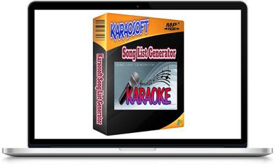 Karaosoft Song List Generator 5.0.8 Full Version