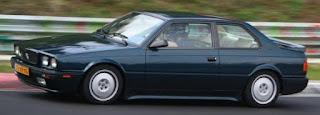 سيارة مازيراتي بيتوربو