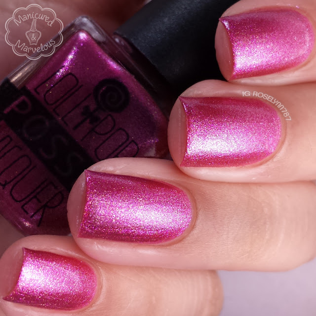 Lollipop Posse Lacquer - A String Somewhere