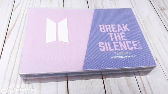 Break the Silence - Photo Binder