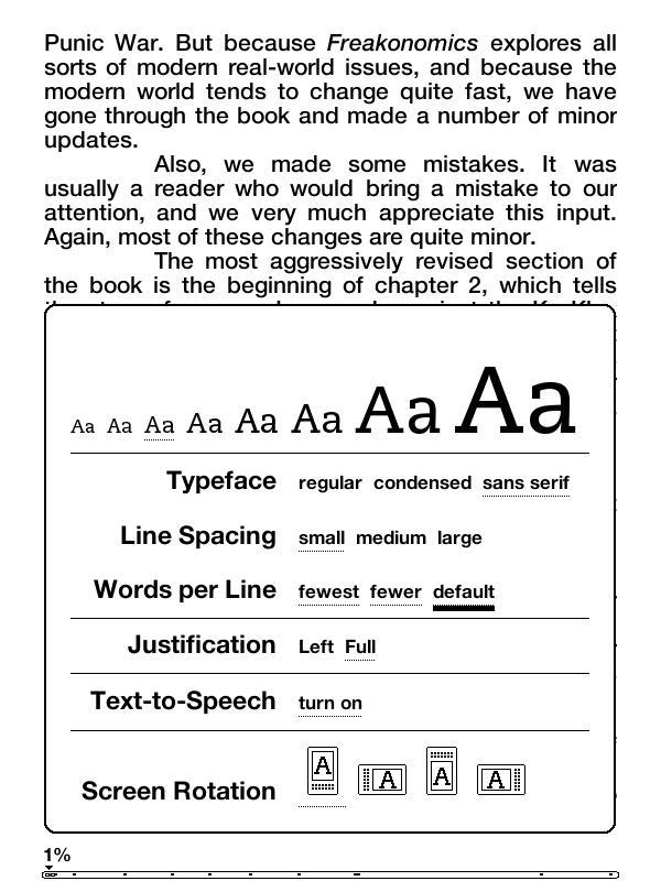 Customize Amazon Kindle Keyboard fonts without jailbreak
