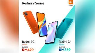 Xiaomi redmi 9A price