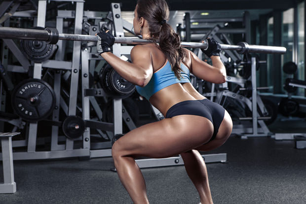 The Best Way to Boost You're Squat