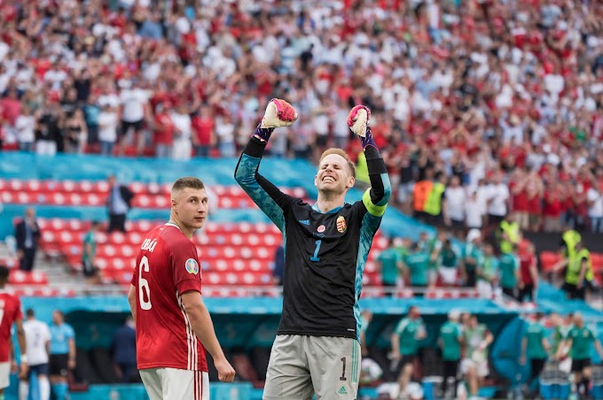 """Gulacsi sobre o debate do Arco-íris na Allianz Arena: """"Todos sabem sobre a minha maneira de ver o mundo"""""""