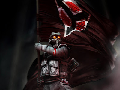 helghast soldier hd