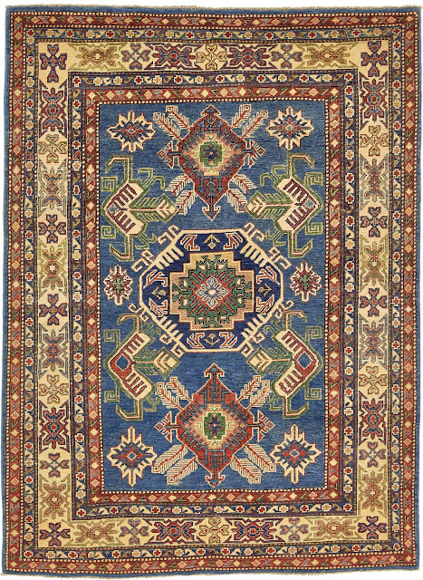 http://esalerugs.com/blue-4x6-kazak-oriental-rug-22195532