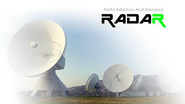 Full form of RADAR in English