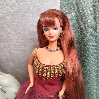 Mattel Jewel Hair Mermaids Midge doll