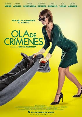 Ola De Crímenes [2018] [DVD] [R2] [PAL] [Spanish]