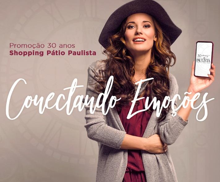 Shopping Pátio Paulista presenteia cliente com R$ 30 mil em compras