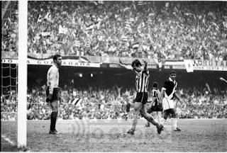 O Botafogo nunca permitiu que a criança morresse no coração no homem