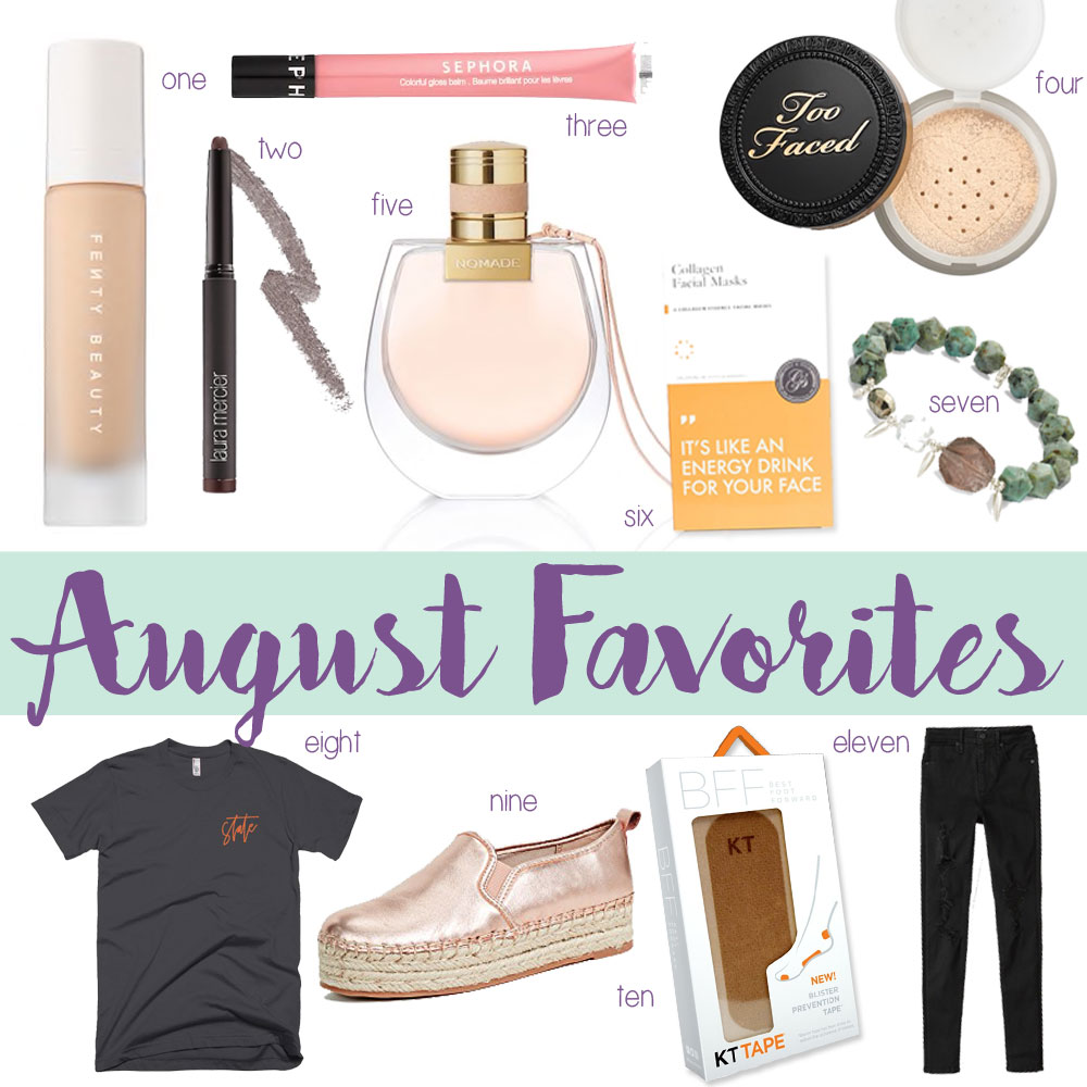 my september favorites