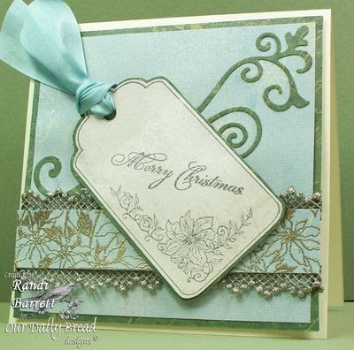 "Our Daily Bread designs ""Christmas Tag Bundle"" Designer Randi Barrett"