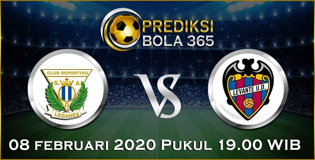 Prediksi Skor Bola Levante vs Leganes 08 February 2020