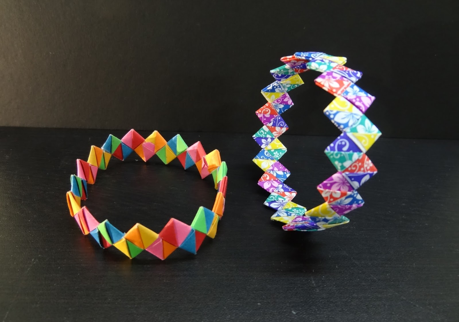 Paper crafts may 2017 follow the steps in this diy paper wristband friendship band bracelet tutorial to create your own paper crafts bracelet for yourself and your friends solutioingenieria Choice Image
