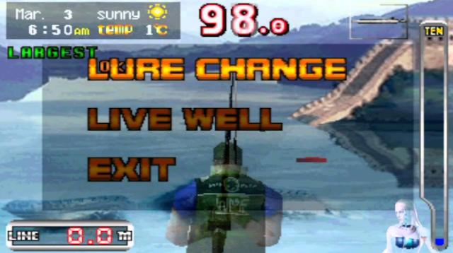 Fisherman's Bait 2: Big Ol Bass PS1 PSX PC