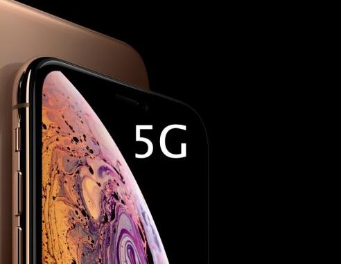 قد يصل هاتف ايفون 5G في عام 2020
