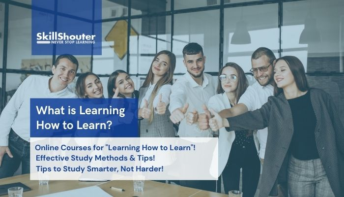 """What is learning how to learn? 