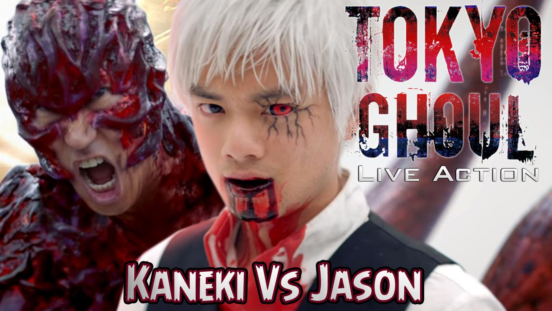 Tokyo Ghoul Live Action – Kaneki Vs Jason