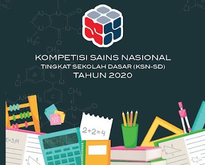 Logo KOSN KSN dan FLS2N-SD 2020