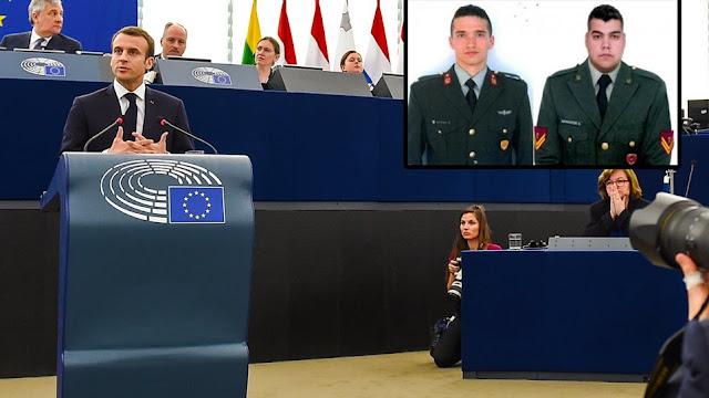 ΕΕ προς Τουρκία: Απελευθερώστε τους δύο Έλληνες στρατιωτικούς