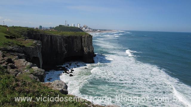 Impressionantes falésias de Torres