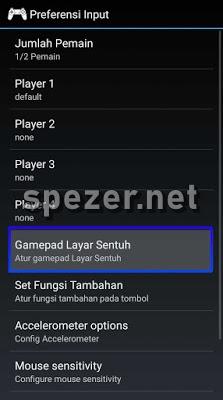Cara Mengubah Tampilan SkinPad emulator ePSXe