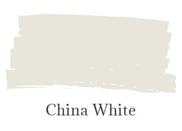 Benjamin Moore China White