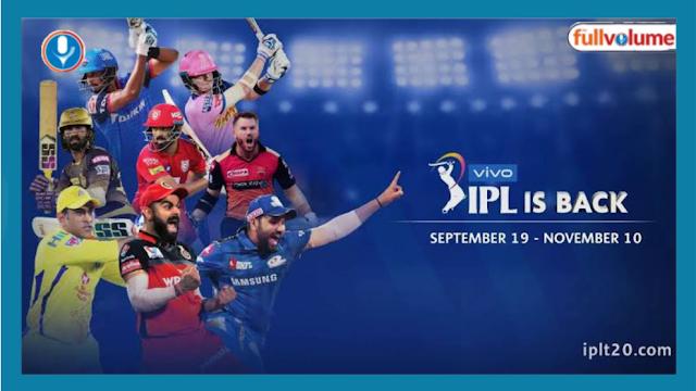 IPL IS BACK