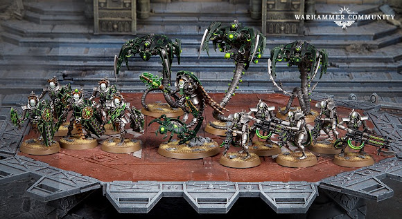 necrones kill team