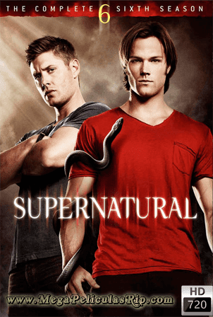 Supernatural Temporada 6 [720p] [Latino-Ingles] [MEGA]