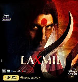 Laxmii Or Laxmmi Bomb Poster 13