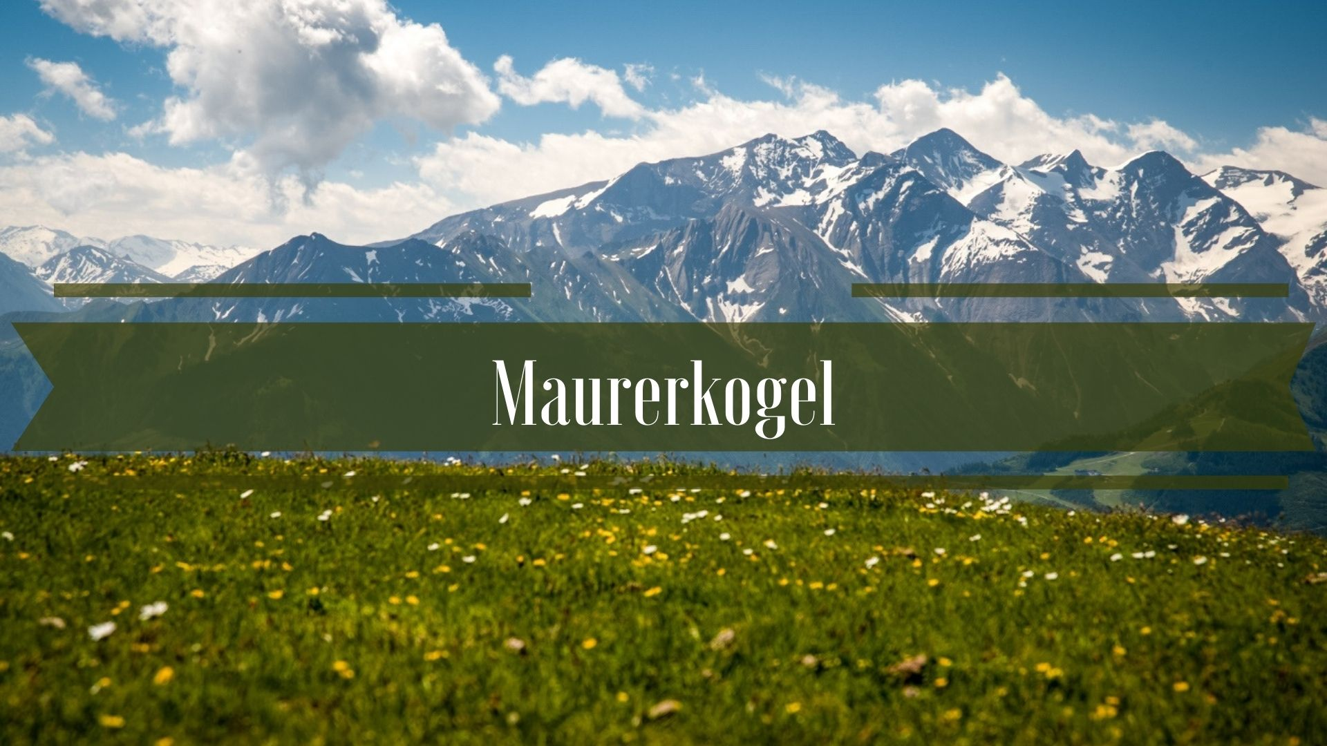 Maurerkogel - Schmitten - Zell am See